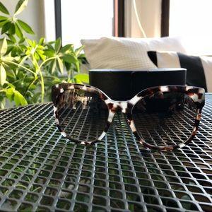RARE | Authentic Prada Square Tortoise Sunglasses